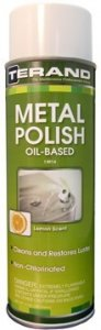 T13915 METAL POLISH - OIL BASED (Lemon Scent) T13915