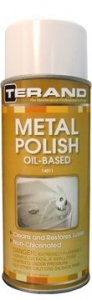 T14011 METAL POLISH Stainless Steel & Metal Polish T14011