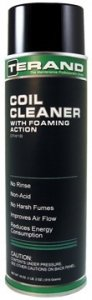 COIL CLEANER with FOAMING ACTION T27418