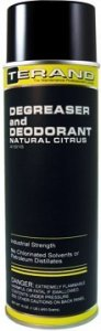 DEGREASER AND DEODORANT - NATURAL CITRUS T41816