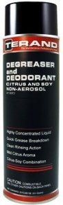 Degreaser and Deodorant Natural Citrus & Soy -  T41920