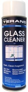 GLASS CLEANER T42719