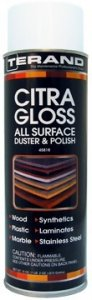 T45818 CITRA GLOSS - ALL SURFACE DUSTER & POLISH T45818