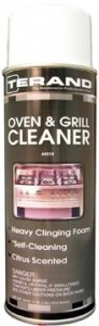 OVEN AND GRILL CLEANER T46018
