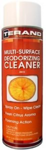 MULTI-SURFACE DEODORIZING CLEANER T48819