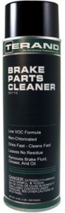 BRAKE PARTS CLEANER Non-Chlorinated T52716