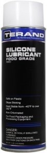 SILICONE LUBRICANT - FOOD GRADE T59011