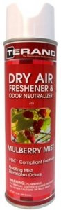 DRY AIR FRESHENER & ODOR NEUTRALIZER  - Mulberry T62410