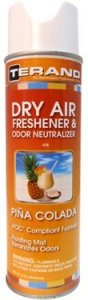 DRY AIR FRESHENER & ODOR NEUTRALIZER - Piña ColadaT62610