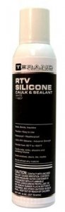 RTV SILICONE CAULK AND SEALANT - White (6-pack) T11807