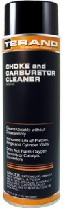 Choke & Carburetor Cleaner T50916